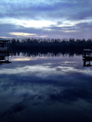 Homosassa sunrise