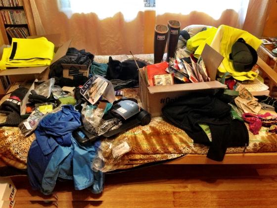 Alaska gear