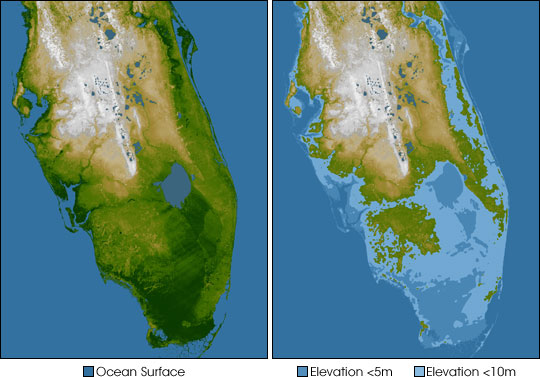 Florida sea level rise