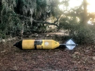 Campsite buoy