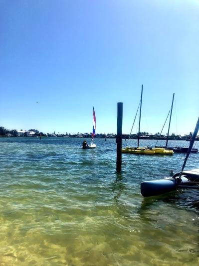 Sailing Anna Maria Island Florida