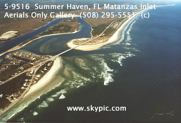Matanzas Inlet