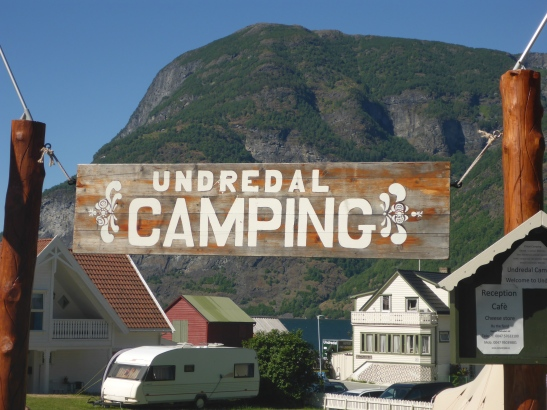Undredal camping
