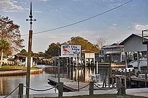 Bills Fish Camp Marina