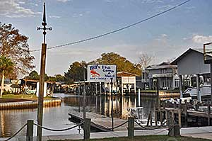 Bills Fish Camp Marina