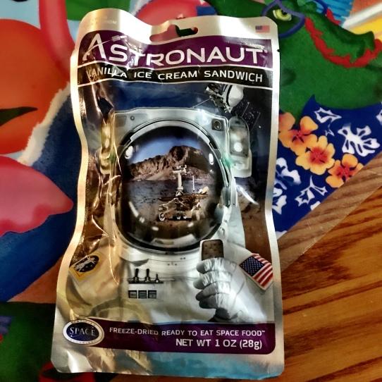 Aastronaut chow
