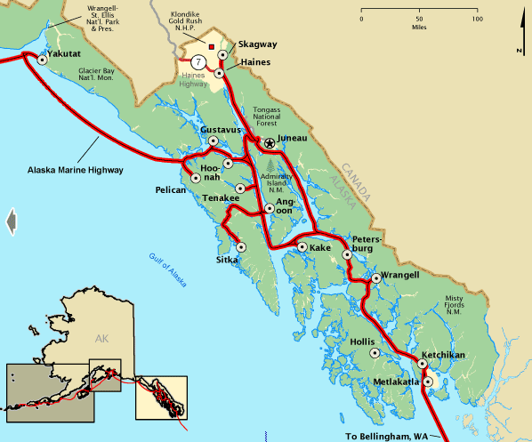 Alaska's Marine Highway